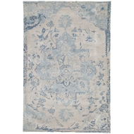 Jaipur Sasha Rug From Citrine Collection CIT03 - Beige/Dark Blue
